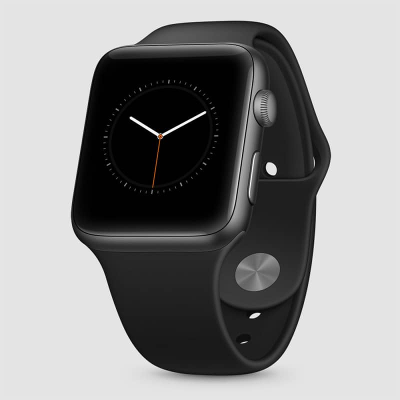 Apple-Watch-Space-Grey-Aluminum-Black-Sport-Band-Free-Mockup