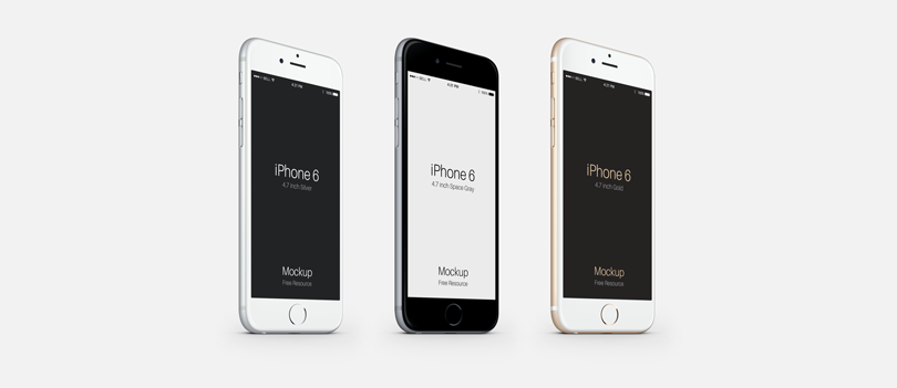 iPhone-6-Three-Quarters-View-Mockup