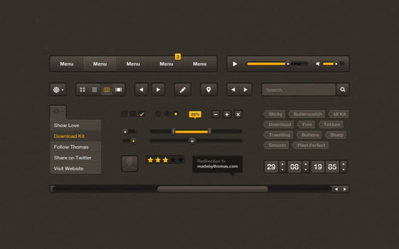 butterscotch-ui-kit
