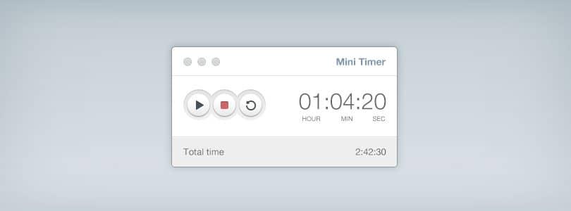 mini-timer