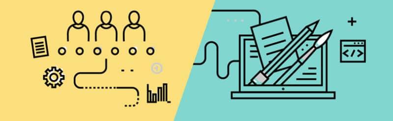 Что такое UX и UI дизайн. Где проходит грань между понятиями