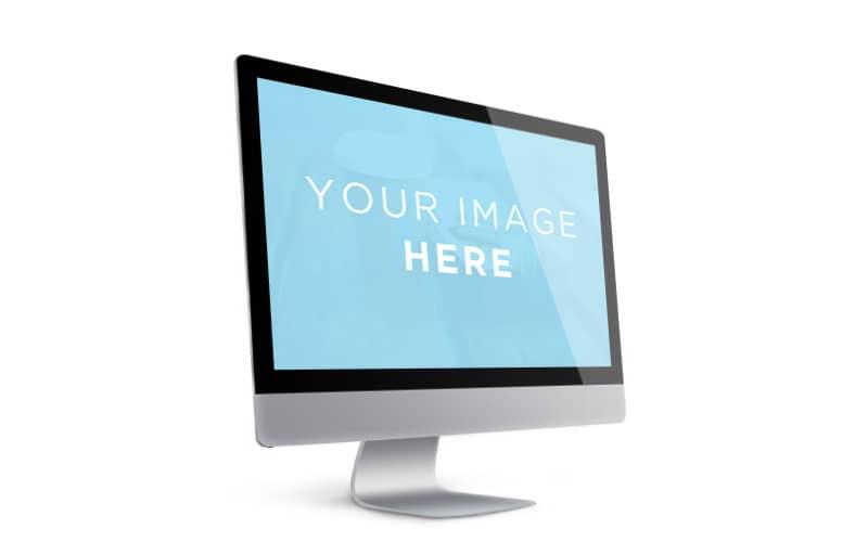 Mac шаблон монитора