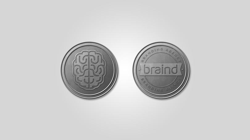Шаблон монеты